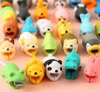 Animal Bites Bite Cable Protector Accessory for iPhone Smartphone Charger Cord
