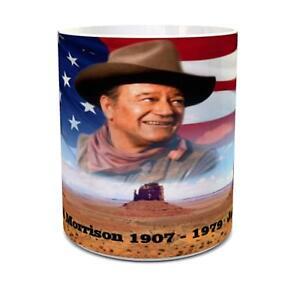 John Wayne Mug 11oz Ceramic Mug