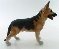 Vintage ANDREA by Sadek Porcelain GERMAN SHEPHERD DOG Figurine 7733