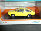 Skoda Rapid Yellow (1982) by Abrex in 1:43rd. Scale