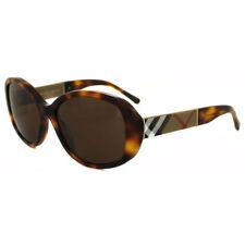 Burberry Oval 100% UV Sunglasses for Women