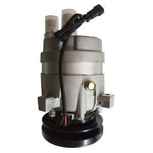 A/C Compressor w/Clutch 14529059 for Daewoo Samsung & Volvo Excavators