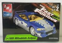 1:25 Scale AMT ERTL Fast and Furious 1995 Mitsubishi Eclipse Plastic Model Kit