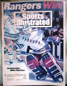 SPORTS ILLUSTRATED Magazine New York Rangers Hockey June 20 1994 Vol 80, No 24
