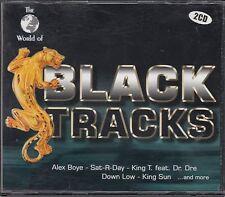 VA Black Tracks - 2CD