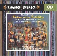 Mussorgsky: Pictures at an Exhibition A Night on Bald Mountain - SACD