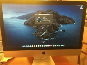 "Apple iMac 27""  3.2 GHz i5 1TB16GB Geforce gtx 675mx 1GB Late 2012"