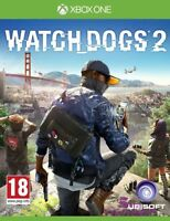 Watch Dogs 2 XBOX ONE - MINT - Same Day Dispatch* via Fast Delivery
