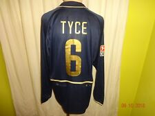 TSV 1860 München Original Nike Langarm Matchworn Trikot 2003/04 + Nr.6 Tyce Gr.L