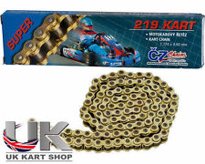 CZ 104 collegamento 219 Pitch Oro Catena Racing UK KART Store