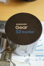 Samsung Gear S3 Frontier Bluetooth Smart Watch Black - Brand new - UK version.