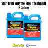 Star Brite Star Tron Enzyme Fuel Treatment Gas 2 Gallons Treats 4096 Gallons