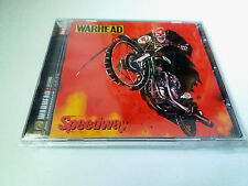 "WARHEAD ""SPEEDWAY / THE DAY AFTER"" CD 15 TRACKS COMO NUEVO 2 ALBUMS"