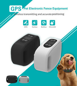GPS Wireless Electronic Dog Fence Outdoor Containment System, IP66 Waterproof