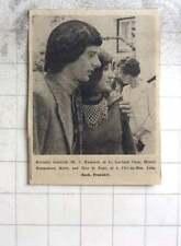 1969 Mr C Hamnett Hemel Hempstead And Miss B Pope Long Rock Penzance