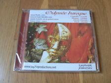Gérard Poulet - Odyssée Baroque - Castello, Corelli, Marini... - CD Saphir NEW