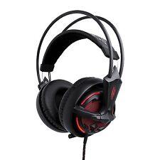 SteelSeries Siberia Diablo III Computer Gaming USB Headset Headphones w/Mic