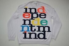 "Paul smith mainline INDEPENDENT Mind Maglione girocollo ""L"" NUOVO"