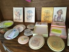 Large group of Hallmark Betsey Clark Collectibles