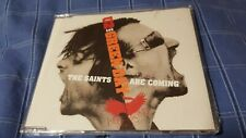 Green Day - The Saints Are Coming Australian CD Single Slim Case