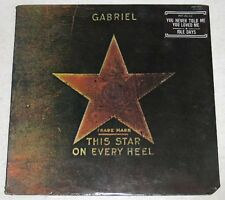 Philippines GABRIEL This Star On Every Heel SEALED LP Record