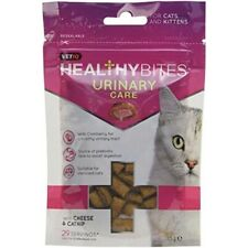 Vet Iq Healthy Bites Urinary Care For Cat, 65 G - Treats Vet Cats Kittens Mark