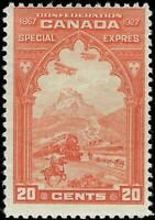 VEGAS - 1927 Canada - Sc# E3 Special Delivery - MH, OG - (FC39)