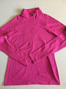 Under Armour New Zinger Heather 1/4 Zip Golf Women's Medium 1269 MSRP $75