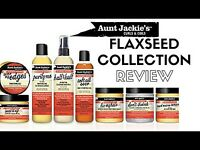Aunt Jackie's Flaxseed Curls & Coils Hydrating Moisturising Hair Care/FULL RANGE