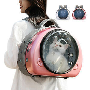 Airline Approved Small Pet Carrier Backpack Front Dog Puppy Cat Travel Handbag