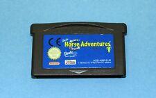 Nintendo GBA GameBoy Advance Spiel - BARBIE: HORSE ADVENTURES - nur Modul