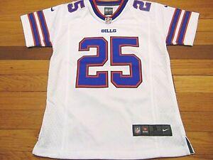 NIKE NFL ON FIELD BUFFALO BILLS LeSEAN McCOY JERSEY SIZE YOUTH S (8)