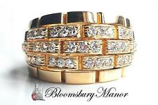 Cartier Yellow Gold 18 Carat Fine Rings