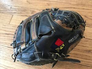 Mizuno MZS-C35 professional model right throw handed catcher mitt