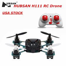 Hubsan Nano Q4 H111 2.4G 4CH 6 Axis Gyro Mini RC Quadcopter Toys Drone RTF Black