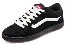 VANS (baxter) Black White Gum Suede Skate Shoes Sz 11 Mens