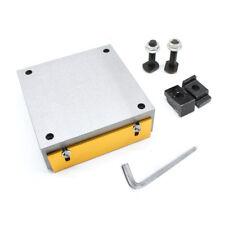 150x150mm Magnetspannplatte Magnetfutter Permanente Magnet-Spannplatten DHL