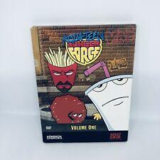 AQUA TEEN HUNGER FORCE Volume One DVD REGION 1 US Import Very Good Condition