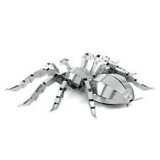 Fascinations Metal Earth 3D Laser Cut Steel Model Kit Insect Spider Tarantula