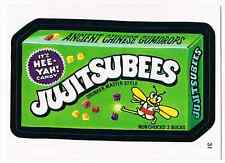 2006 Topps Wacky Packages Series 4 Jujitsu Bees Trading Card 31 ANS4