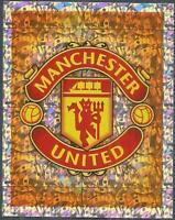 MERLIN-2001-F.A.PREMIER LEAGUE- #269-MANCHESTER UNITED TEAM BADGE