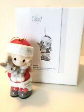 2020 Precious Moment Ornament Every bunny loves a Christmas Hug annual dated