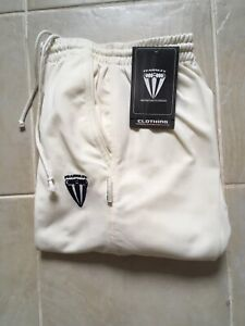 BNWT Duncan Fearnley Boys Cricket Trousers Size Extra Large