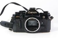 Vintage SLR Canon A-1 A 1 only body Ref.291811