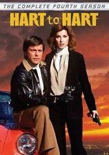 Hart to Hart Complete Season Four 4 R1 DVD