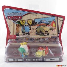 Disney Pixar Cars Luigi and Guido wacky hair - Ferrari Fans - World of Cars WoC