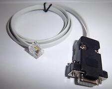 BRAND NEW APC UPS 9PIN - RJ12 DATA CABLE