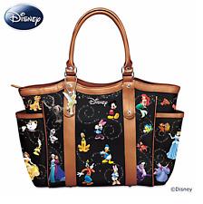 "Disney ""Carry The Magic"" Designer-Style Tote Hand Shoulder Bag Purse"