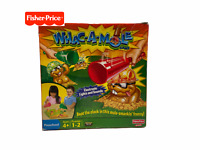 WHAC-A-MOLE GAME by Fisher-Price 2009.    -Complete-