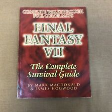 Final Fantasy VII Survival Guide Strategy Guide